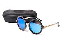 Солнцезащитные очки Aedoll 5901 001 круглые женские (без чехла)