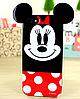 Силиконовый чехол девочка для Iphone 5/5S