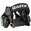 Детские ролики  Razor Jetts Heel Wheels NEON GREEN