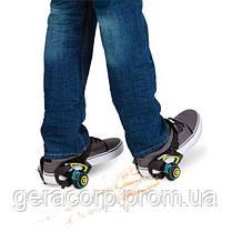 Детские ролики  Razor Jetts Heel Wheels NEON GREEN, фото 2