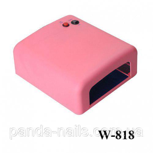 УФ лампа для ногтей 36 ВТ для ногтей с таймером ( 818 )