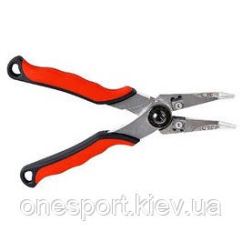 Инструмент Berkley Плоскогубцы 6 BENT NOSE POWER PLIERS ( Sheath) (код 163-6645)
