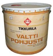 Грунт-антисептик по дереву Тиккурила Валтти Похъюсте (Tikkurila Valtti-Pohjuste ), 9л