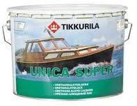 Лак Уника Супер (Unica Super Tikkurila), гл 2,7л