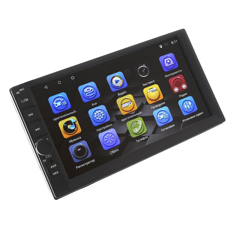 Автомагнитола SIGMA CP-1050 Android, 2 Din, 7', 1024х600, Allwinner T3