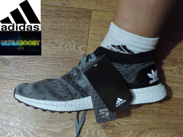 d11ec453 Кроссовки Adidas (Адидас) Ultra Boost лицензионного производства (Китай).  Мужские фирменные кроссовки беговые. Размерная линейка от 40 до 45-го  размера.