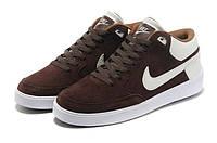 Кроссовки Nike Blazer 2014 brown
