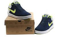 Кроссовки Nike Blazer 2014 blue