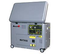 Дизельная электростанция Matari MDА-7500SЕ