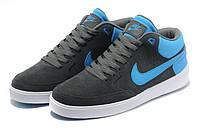 Кроссовки Nike Blazer 2014 серые
