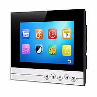 Домофон Intercom V70-RM Цветной Видеозвонок с картой памяти