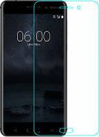 Защитное стекло для Nokia 6 0.33мм 9H