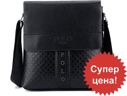 Мужская сумка POLO VIDENG 654, поло, виденг, портфель, оригинал