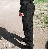 Брюки черные Полиции. Штаны тактические 5.11 Tactical, фото 1
