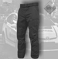 Штаны брюки тактические ТЕФЛОН Alpha Tactical Черные новая форма Полиции