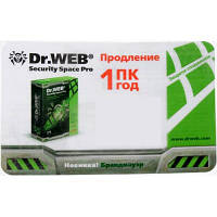 Антивирус Dr. Web Security Space PRO (CFW-W12-0001-2)