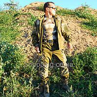Костюм горка ЗСУ хаки Mabuta Tactical