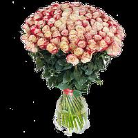 """Букет """"101 розовая роза"""" Луцк"""