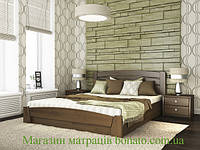 Деревянная кровать с подъемным механизмом Селена Аури