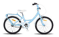 "Велосипед 20"" PRIDE SANDY 2014 сине-белый"