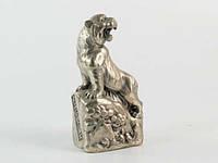 Статуэтка тигр бронза