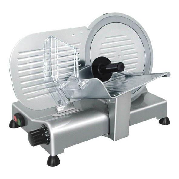 Полуавтоматический слайсер (ломтерезка) RGV Lusso 22GL с ручной подачей