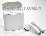 Беспроводные Bluetooth-наушники i7S TWS с док-станцией