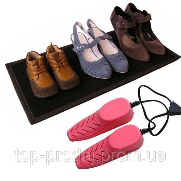 Сушилка для обуви Осень-6, Электросушилка для обуви, Электрическая сушилка обуви, Обувная сушилка