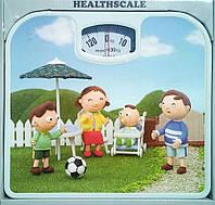 Весы механические HealthScale да 130 кг, фото 1