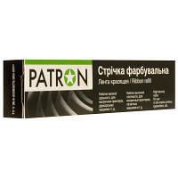 Лента к принтерам PATRON 13мм х 16м Refill STD Black л.м. (PN-12.7-16LTB)