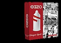 Насадка на член EGZO Dragon Lords (презерватив с усиками)