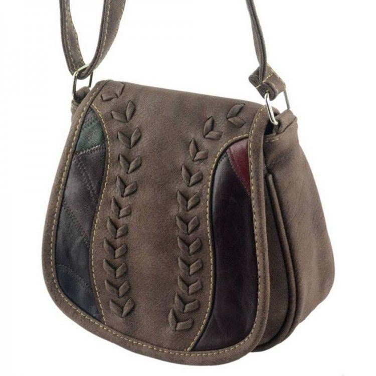 015de9b874a1 Удобная женская сумка почтальон Traum арт. 7215-58 - Интернет-магазин сумок  BagShop