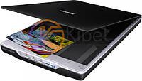 Сканер Epson Perfection V19 (B11B231401), Black, CIS, A4, 4800 x 4800 dpi, 48 бит, USB, 258.5 x 364 x 38.8 мм, 1.55 кг