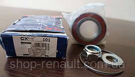 Підшипник передньої маточини (к-т) без ABS Complex CX101 7701205779;7701464049