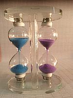 Часы песочные (двойные)
