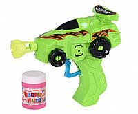 Мыльные пузыри Same Toy Bubble Gun Машинка Оранжевая 701Ut-3