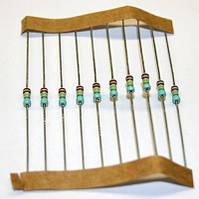 232218143222 Резистор SFR25 2,2 кОм 5% 0,4 Вт ТКС100 250 В