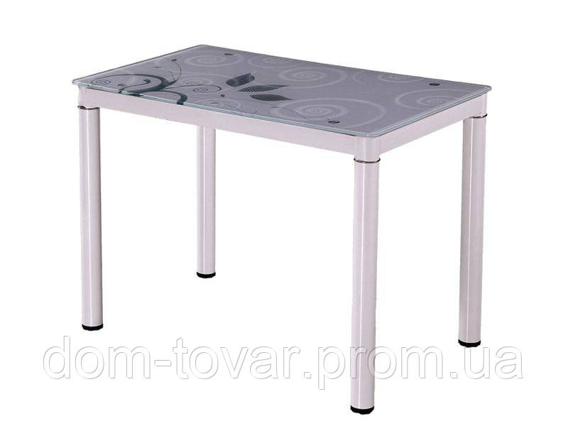 DAMAR 100x60 стол SIGNAL