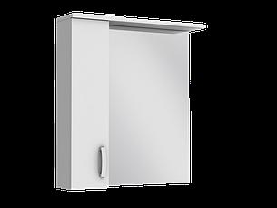 Зеркало для ванной комнаты Тренто TrnNmС-75L левое Ювента, фото 2