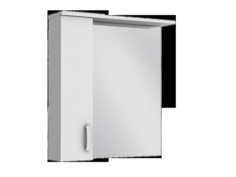 Зеркало для ванной комнаты Тренто TrnNmС-75L левое Ювента