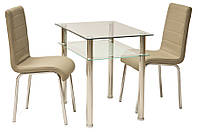 PIXEL 80X60 стол SIGNAL, фото 1