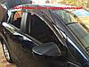 Дефлектори вікон Nissan Almera 2012 - сед накладні скотч к-т 4 шт.