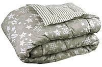 Одеяло демисезонное 140х205 Руно Полосочка