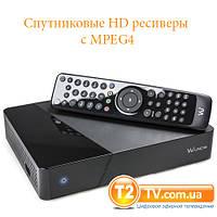 Спутниковые HD ресиверы с MPEG4