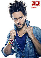 Плакат 30 Seconds To Mars 14