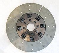 Диск сцепления СМД-18 (мягкий) комбайна Нива