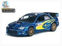 Игрушечная машинка Subaru Impreza WRS 2007