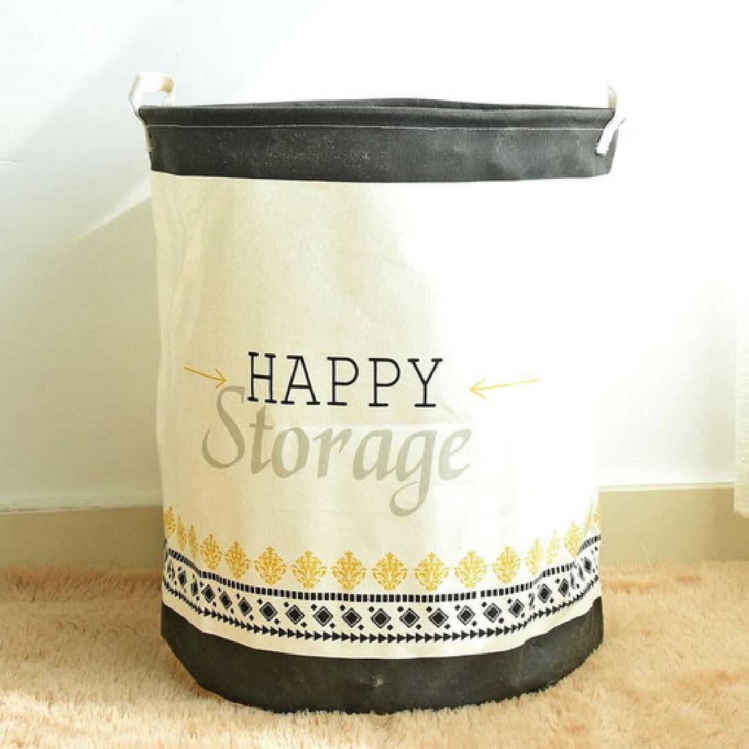 Корзина для игрушек, белья, хранения Happy storage Berni Home