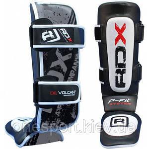 Накладки на ноги, защита голени RDX leather M (код 168-36147)