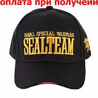 Чоловіча чоловіча нова стильна і модна кепка, бейсболка SEALTEAM, фото 1